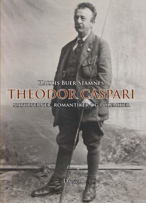 Haldis Buer Stamnes har skrive ein biografi om Caspari