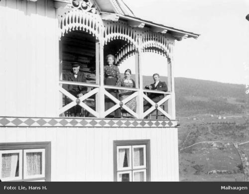 Fru Torgersen 1905