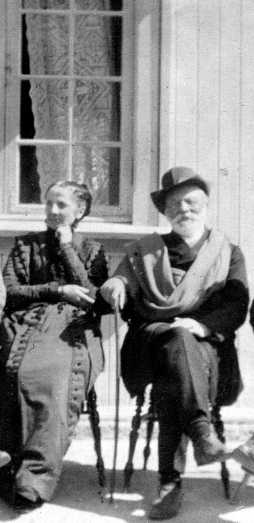Anna og Johan Sørensen