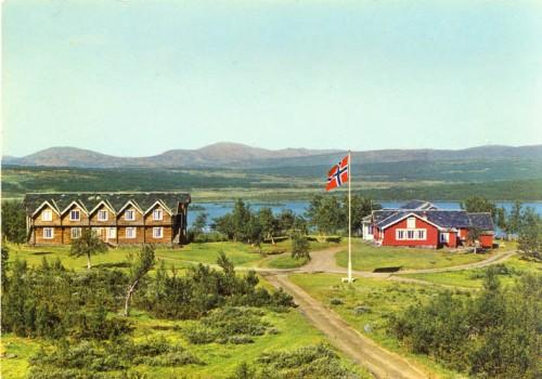 Lauvåsen 1950