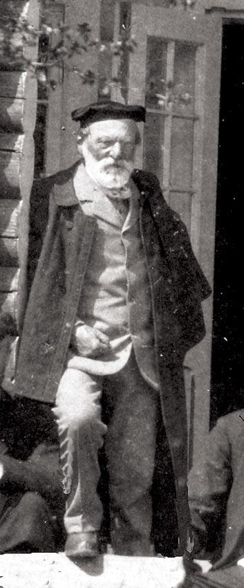 Grosserar Johan Sørensen 1830-1918