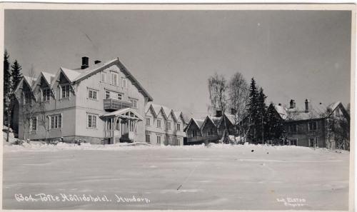 tofte snø villaen