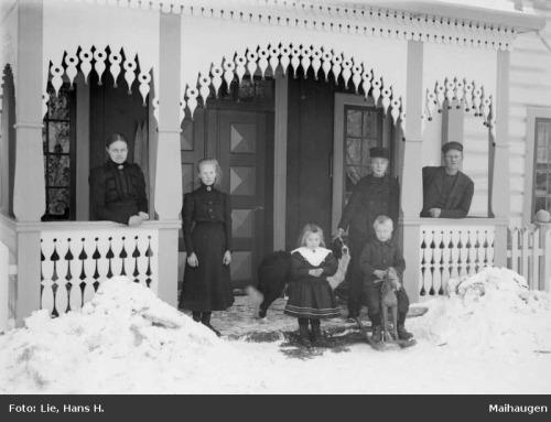 Harildstad 1910