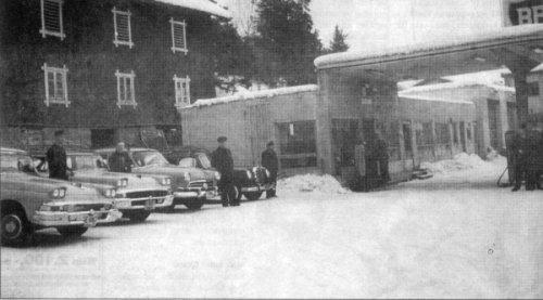 Drosjer Vinstra 1959 (foto: Vinstra auto)
