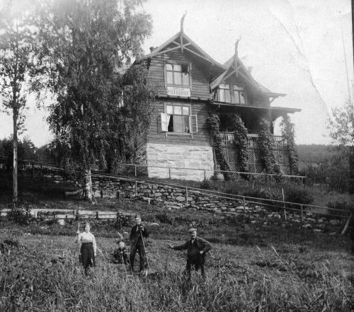 Fronheim 1915.