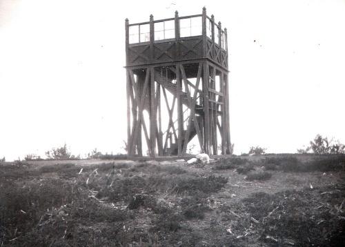 Gammeltårnet på Gålå
