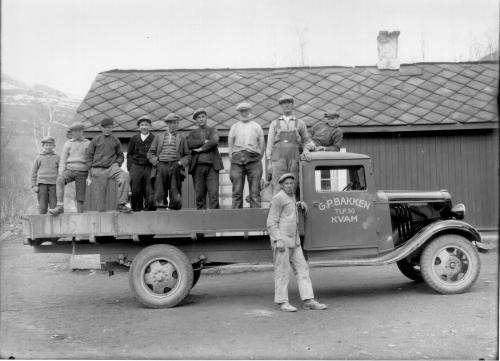 G.P.Bakken transport