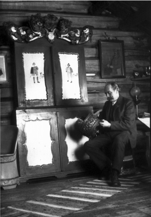Ivar Kleiven   foto frå Per Ottesen