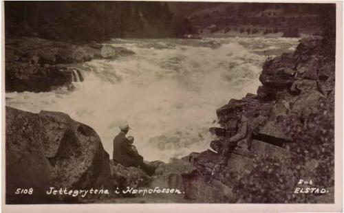 Jettegrytene i Harpefossen