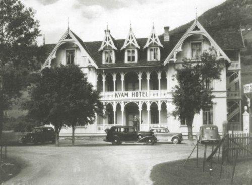 Kvam hotel