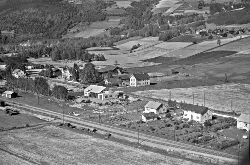 Kvam Mekaniske Verksted september 1959