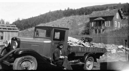 Sommaren 1939. Bilde frå Per Ottesen