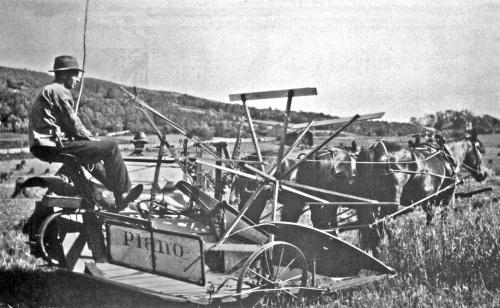 Sjølvbindar Listad 1930