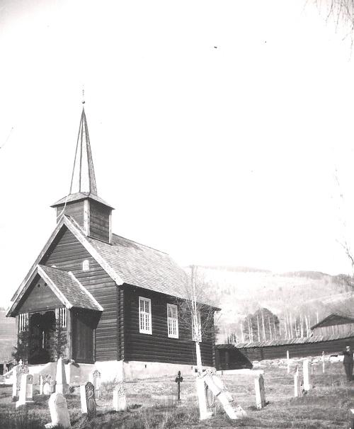 Sødorp kapell 1929.