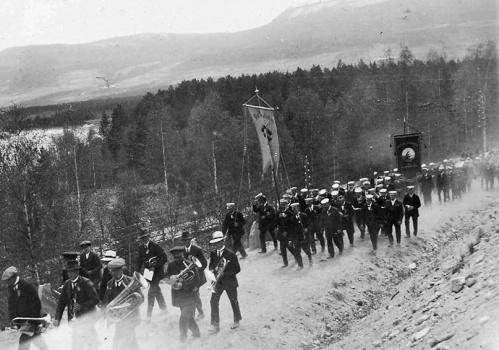 Songarstemne Vinstra 1915