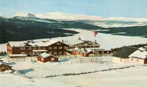Wadahl høgfjellshotel 1969
