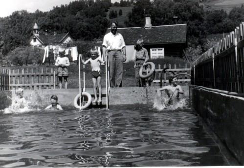 Bading rundt 1960