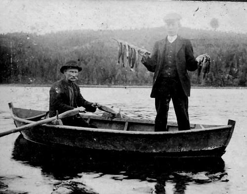 Fiske Bosen 1913