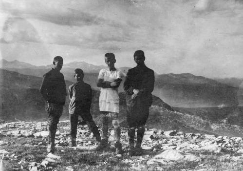 Frå Gråhø 1919