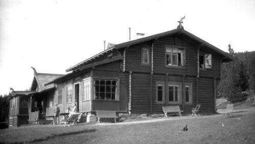 Gålå høifjellshotell (foto: Pål Kluften)