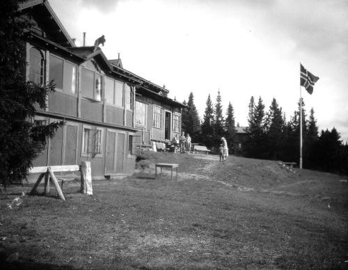 Gålå høifjellshotell nybygd (foto: Pål Kluften)