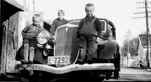 Sommaren 1938