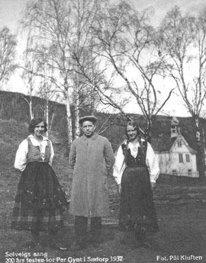 Pål Kluften 1932