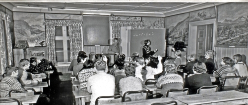 Matematikkundervisning i Einbusalen