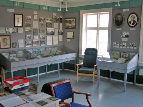 Del av museet på Gudbrandsdal folkehøgskule 2008-2010