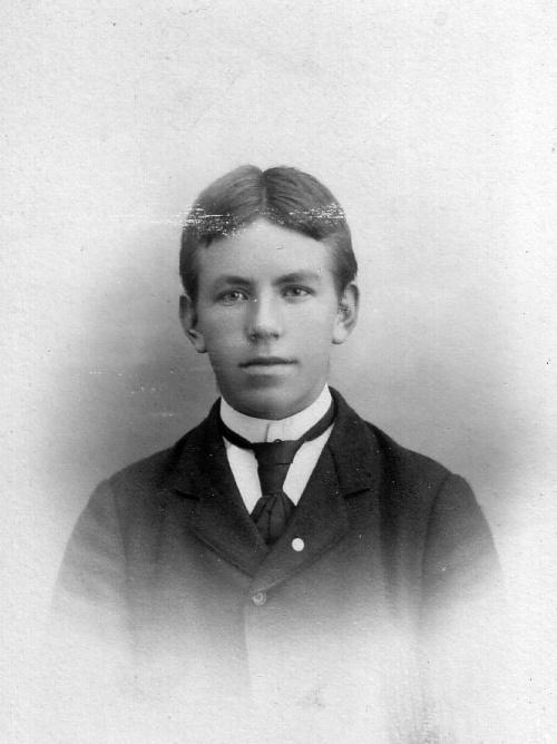 Pål Kluften 1906 (bilde frå Per Ottesen)