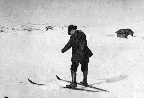 skiøpergammelt