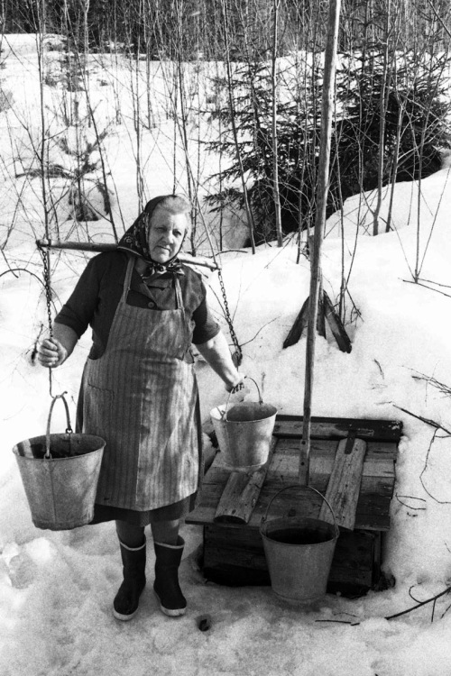 Vassbæring (foto frå Per Ottesen)