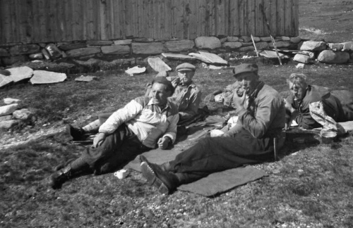 Vuludalen sommaren 1942