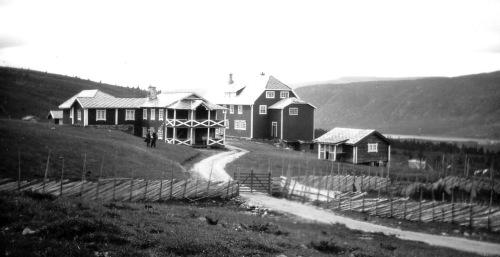 Wdahl høyfjellshotell