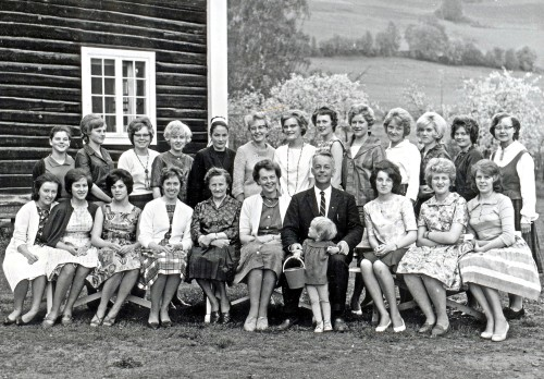 Jentekurset 1962