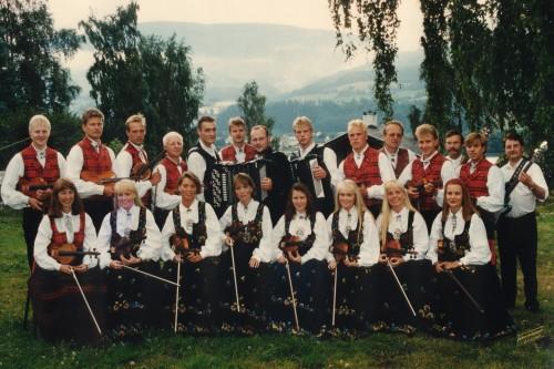 Sør-Fron spelemannslag, 1994.