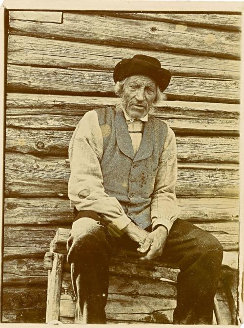 Ukjent frøning, 1903