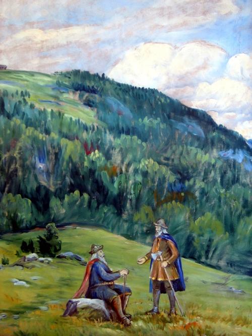 Dale-Gudbrand og Tord