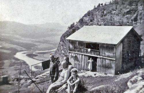 aNr. 105 Nedre Skar ca. 1933