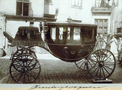 Nr. 206 Kroningsvognen.
