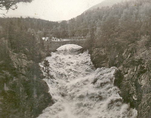 Nr. 154 Flommen 01 09 1938, Harpefoss