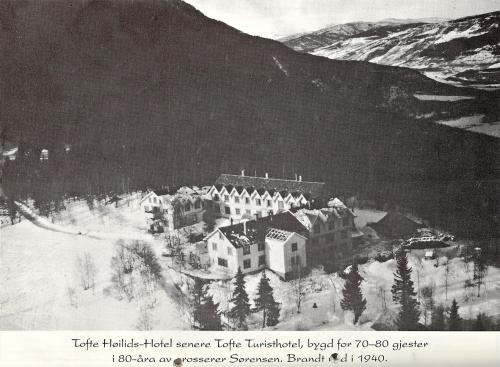 Var kong Haakon her på flukt i aprildagane 1940?