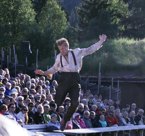 Mads Ousdal. Foto: Morten Helsing