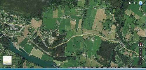 Rysland. Bilde: Google Maps