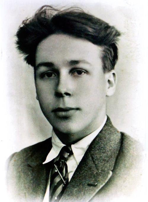 Bjarne Lien 21.9. 1915 - 19.4. 1040