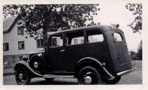 Den første varebilen 2