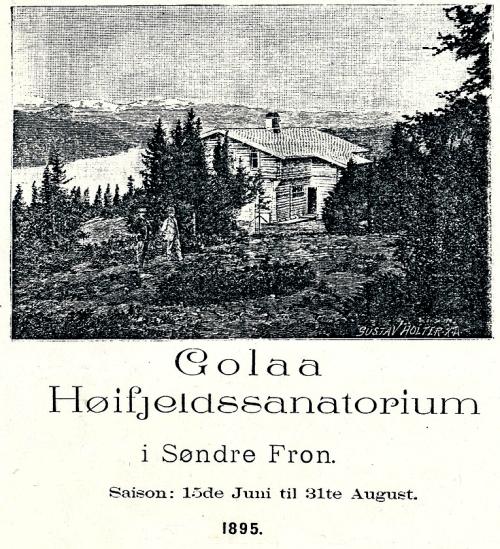 golaahøifjelds