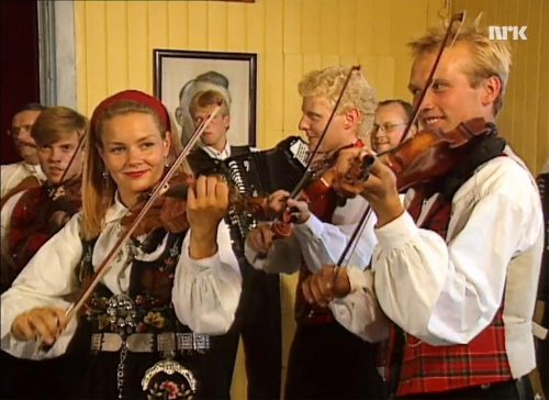 Sør-Fron spel NRK