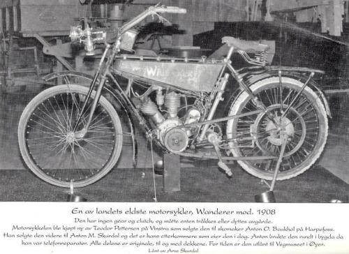 motorsykl