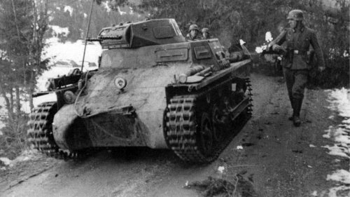 panzer-ii-norway-1940
